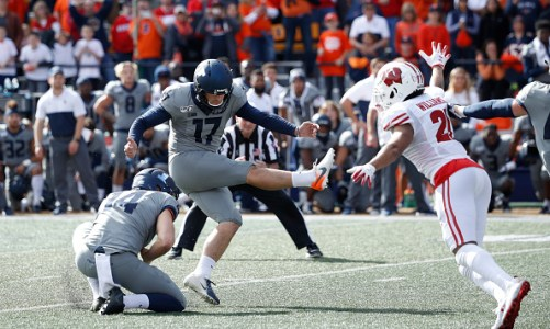 Wisconsin No Longer Undefeated After Shocking Loss At Illinois