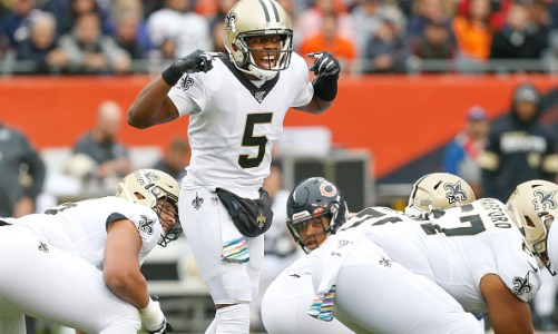 Woz's NFL Notebook: New Orleans Saints dominate the Chicago Bears