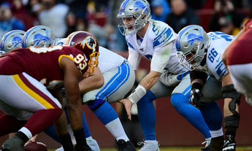 Detroit Lions Week 12 Recap- Lions Red(skinned) in the Face
