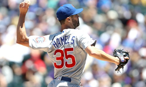 Cole Hamels Signs With the Atlanta Braves