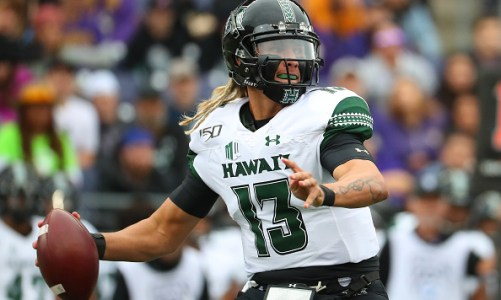 No. 19 Boise State Face Rival Hawaii In Mountain West Title Game