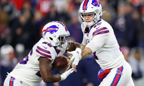 NFL DFS: Bills vs Texans Showdown Slate
