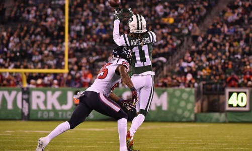 Breaking Down the Jets' Moves at Wide Receiver and How it Impacts the Draft?