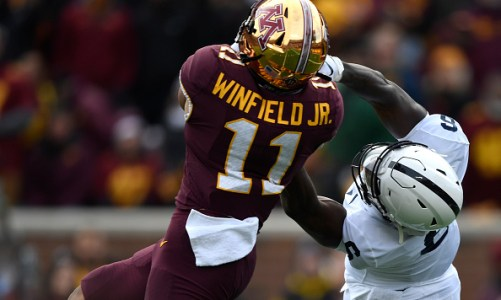 Antoine Winfield Jr: 2020 NFL Draft Scouting Report