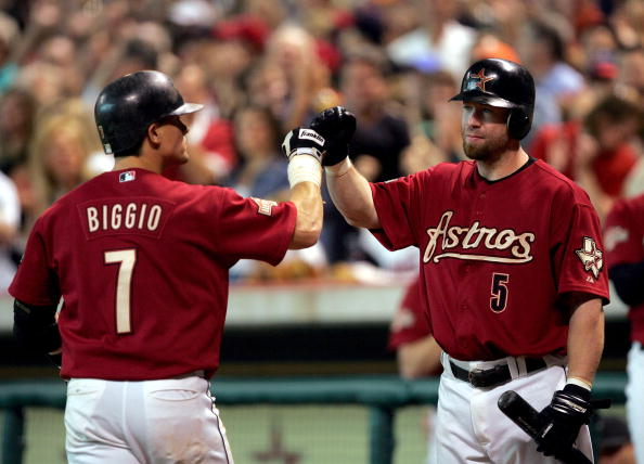 Houston Astros Mount Rushmore: Biggio and Bagwell