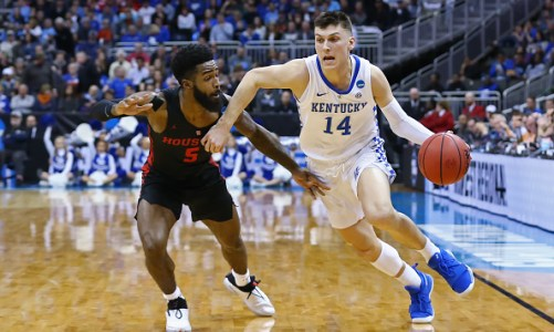 Herro: Kentucky really prepared me for Miami