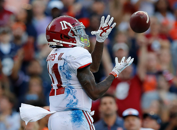 Las Vegas Raiders Draft Review: Henry Ruggs, WR, Alabama Crimson Tide #11
