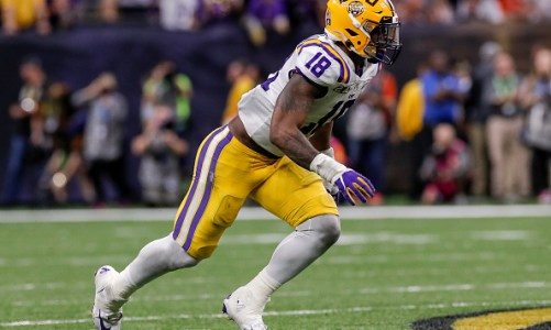 K'Lavon Chaisson: 2020 NFL Draft Scouting Report