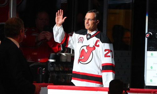 """Blast from the Past"": Scott Niedermayer"