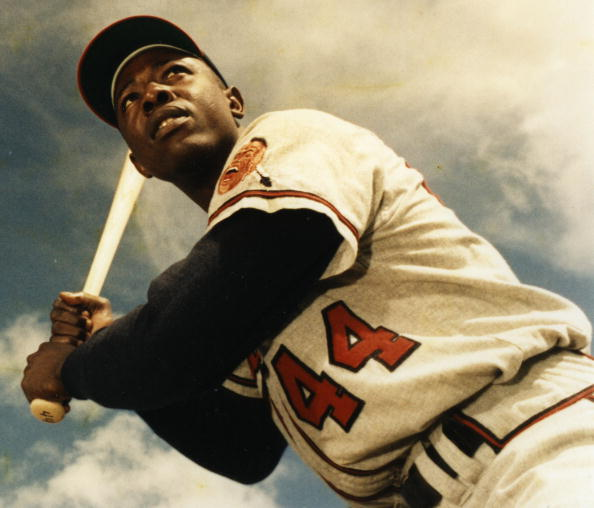 Atlanta Braves Mount Rushmore: Hank Aaron