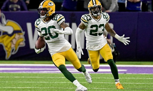 Making the Case for the Packers to Extend Kevin King