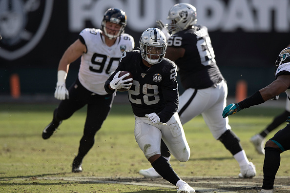 Five Bold Predictions for the Las Vegas Raiders: Josh Jacobs