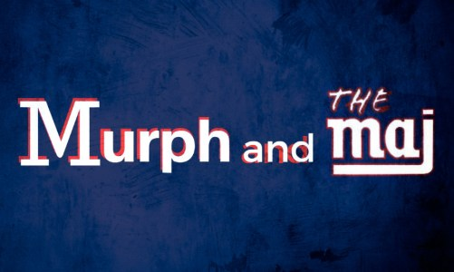 Murph and The Maj Podcast: Baseball Edition