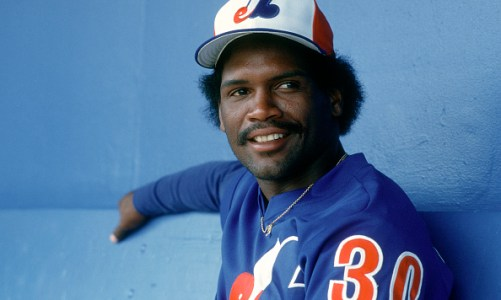 Washington Nationals/Montreal Expos Mount Rushmore