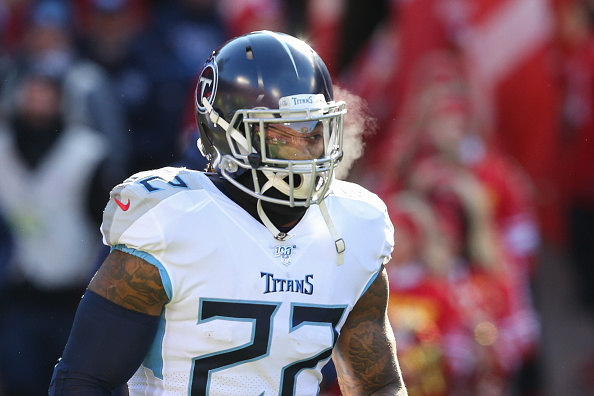 Tennessee Titans True or False: Derrick Henry