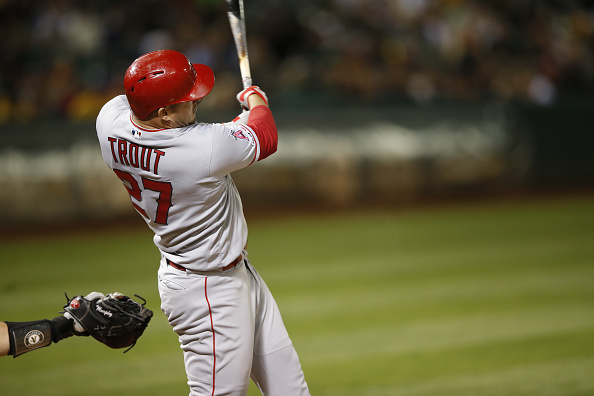 Los Angeles Angels Mount Rushmore: Mike Trout