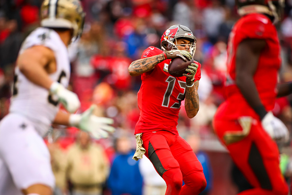 Team Award Predictions: Tampa Bay Buccaneers Mike Evans