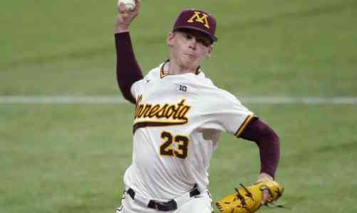 MLB Draft Profile: Max Meyer