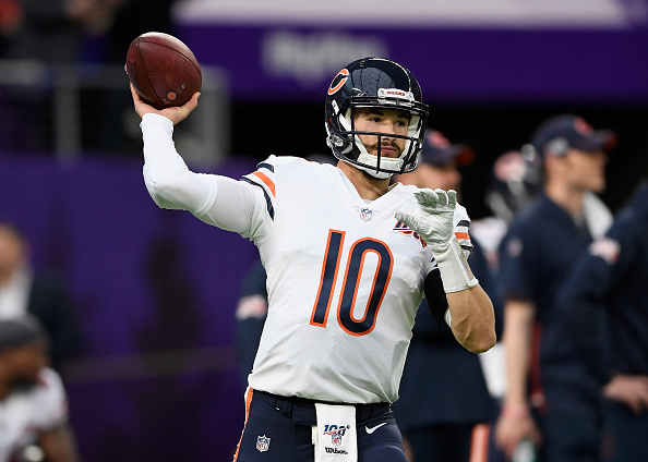 Team Award Predictions: Chicago Bears QB Mitch Trubisky