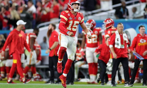 Putting Logic Behind Patrick Mahomes' Fourth Spot on the NFL Top 100 Players List