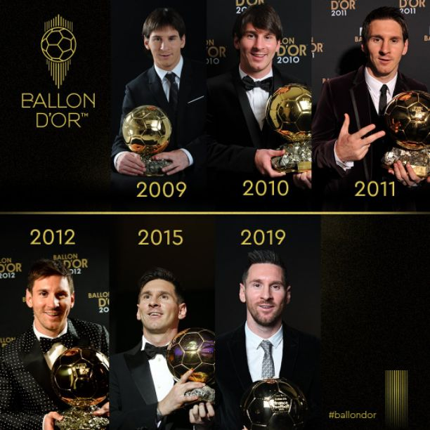 Ronaldinho Gaúcho Congratulates Lionel Messi winning Ballon d'Or 2019, World Best Player