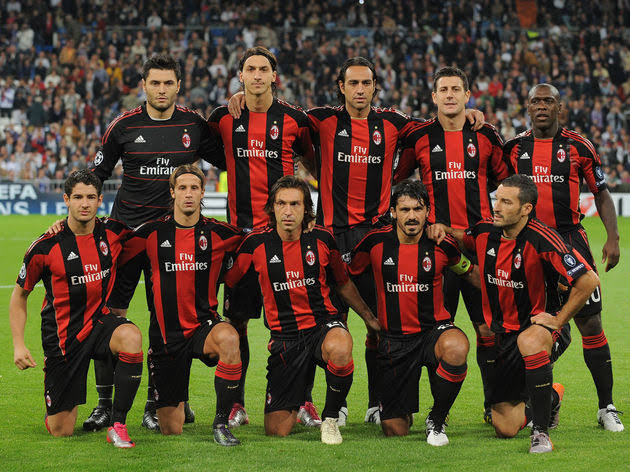 Watch Cagliari vs AC Milan Live Streaming