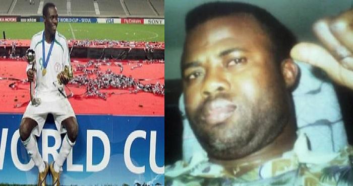 Nigeria Ex-footballer Philip Osondu is dead, dies in Belgium Hospital