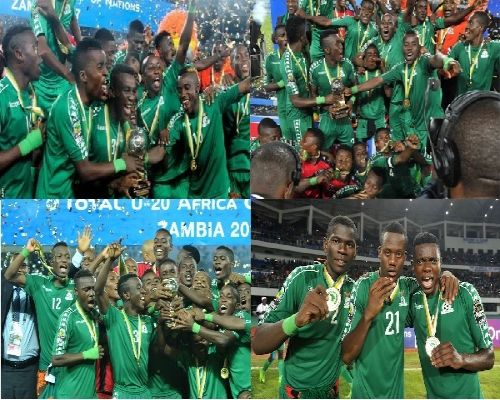 COSAFA Championship U20 Final: Zambia U20 defeat South Africa U20 3-0 to Win Trophy