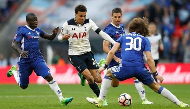Chelsea starting XI lineup against Tottenham for Carabao Cup
