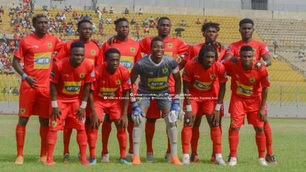 Watch Asante Kotoko vs Ebusua Live Streaming