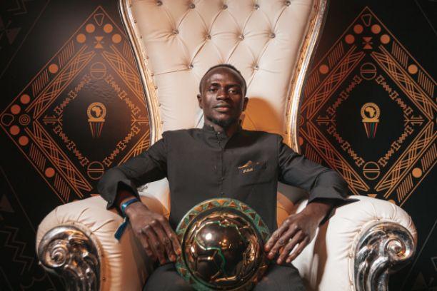 Klopp Congratulates Sadio Mane For Wining African Player of the Year Award