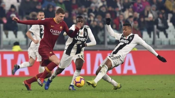 Watch Juventus vs AS Roma Live Streaming