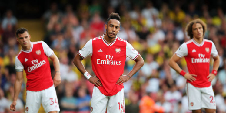 Pierre-Emerick Aubameyang to secure a contract with a more ambitious club - Gabon FA