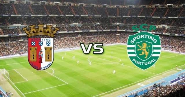 Watch Braga vs Sporting Live Streaming