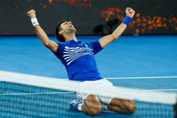 Djokovic puts on serving masterclass to breeze past Nishioka