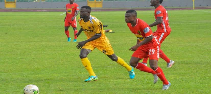 Watch Hearts of Oak vs Ashanti Live Streaming