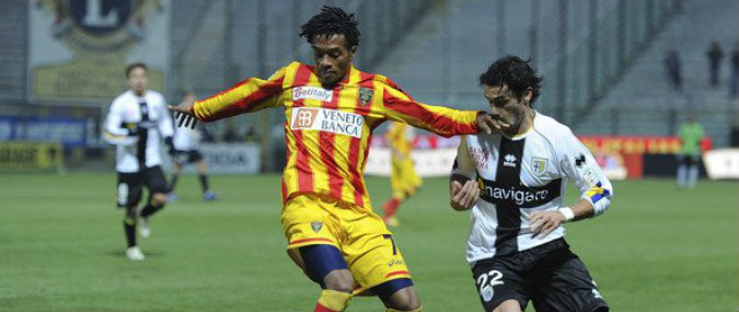 Watch Parma vs Lecce Live Streaming