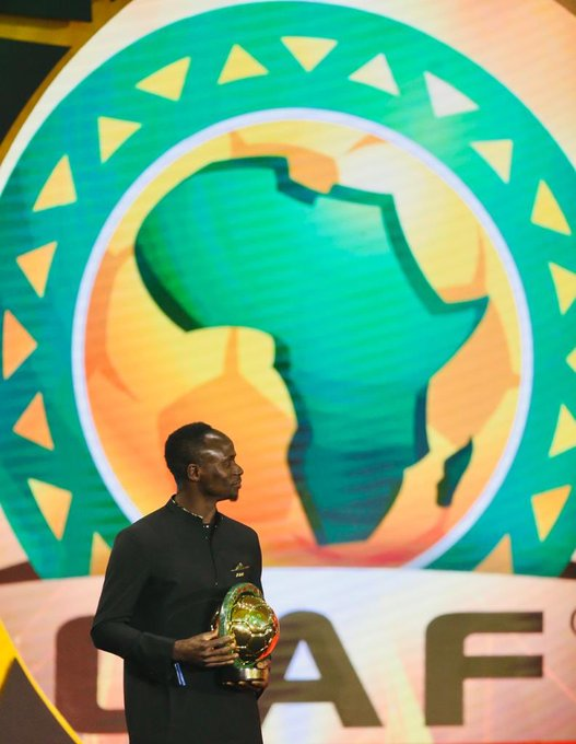 Mahrez Congratulates Mane For Wining CAF Player of the Year Award