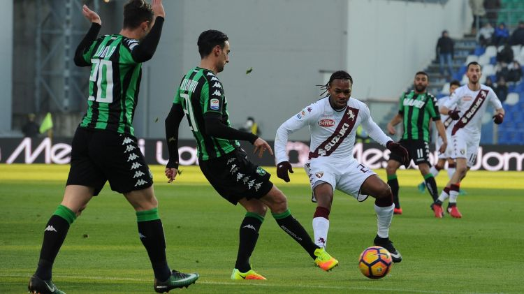 Watch Sassuolo vs Torino Live Streaming