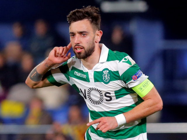 Bruno Fernandes Sets For Medical at Manchester