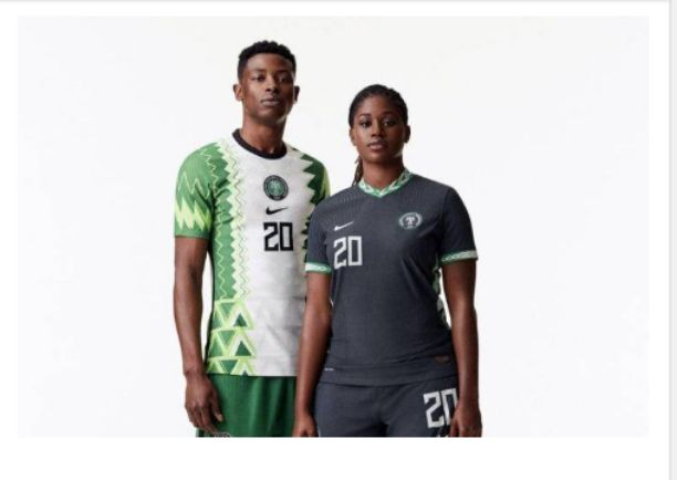 Mixed Reactions As Nike Release New Nigeria Kits, & Jersey for 2020