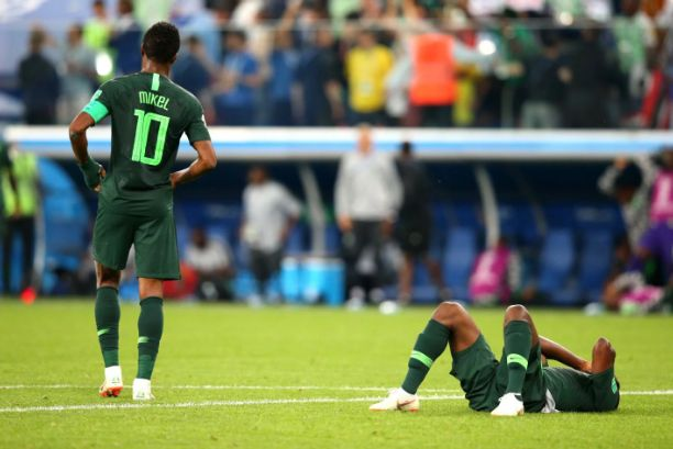 The Moment Nigeria Crashed Out Of FIFA World Cup Last Year, Mikel Obi Statement Infuriate Many Of Us