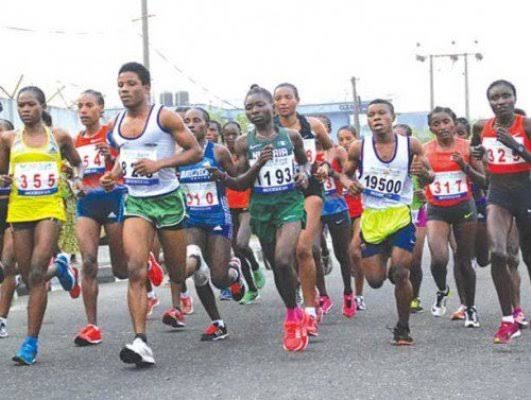Emmanuel Gyang, wife emerge first Nigerians to finish Lagos marathon race