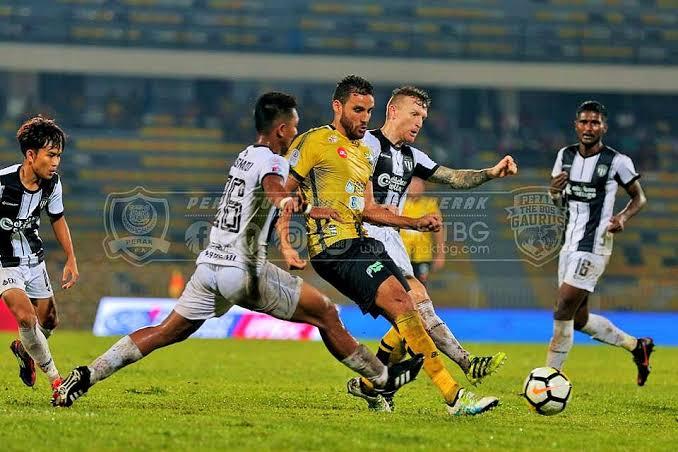 Watch Terengganu vs. Perak Live Streaming