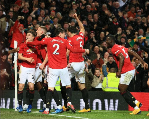 LASK 0-3 Manchester United: Odion Ighalo on another Europa League goal