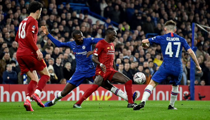 Chelsea 2-0 Liverpool: You are totally useless we lost because of you - Angry fans react