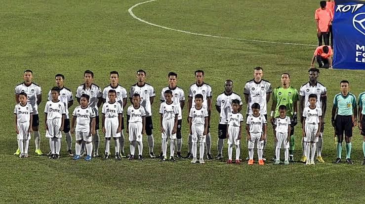 Watch Kuching FA vs Terengganu 2 Live Streaming