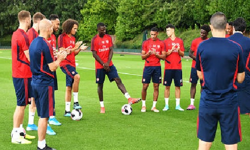 Arsenal players set to resume training next week Monday amid Coronavirus