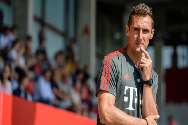 Miroslav Klose Sets To Sign As Bayern Munich Assistant Coach