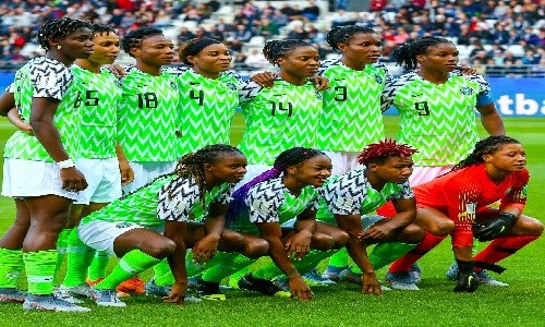 Nigeria Super Falcons Ranks First In Africa, Place 38th In The Women's World Football Ranking